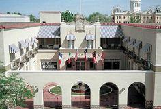 Top Hotel in Marfa, Texas