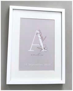 Poster, Frame, Home Decor, Art, Dusty Pink, Birth, Picture Frame, Art Background, Decoration Home