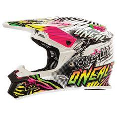 O'Neal Racing 9 Series Automatic Helmet