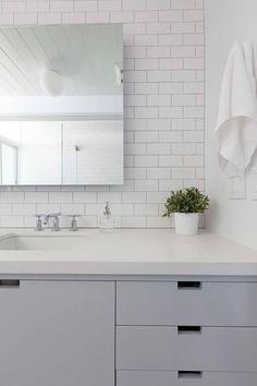 Mid-Century Modern Bathroom Ideas-14-1 Kindesign