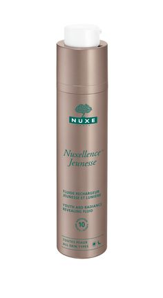 """My French recently came in handy recently when I was given a sample of a popular skincare product in France that is now available in the US, Nuxe Paris' Nuxellence Jeunesse Youth and Radiance Revealing Fluid."""