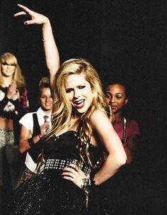 Avril !