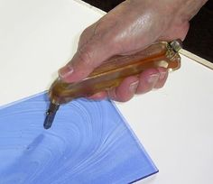 Learn How to Cut Glass Using This Video and Instructions #stainedglass #tutorial