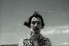Dali was at once an artist and a work of art himself -- these delightful Salvador Dali pictures of the legendary surrealist prove it! Alfred Hitchcock, Salvador Dali Photography, The Good Lie, Piero Manzoni, Salvador Dali Paintings, Marina Abramovic, Damien Hirst, Venice Biennale, Portraits