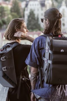 Lift Off modular backpack, Urba module, Acti module, removable modules, combine, waterproof, durable, well padded, crafted in Czech republic, travel, travel bag