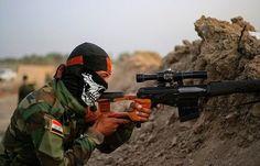 Militer ISIS Berhasil Rebut Bendungan Air di Ramadi