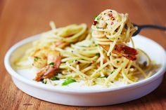 Recipe: One-Pot Shrimp Scampi — Recipes from The Kitchn