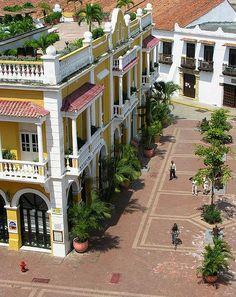 Cartagena, Colombia. Colección fotográfica de la Clínica de Artrosis y Osteoporosis www.clinicaartrosis.com PBX: 6836020 en Bogotá - Colombia.