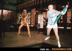 Primera imagen de Kill Bill: Volumen 3. Donde podremos ver a Britney Spears.