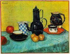 Floresta dos Moinhos/Floresta de los Molinos-Vincent Van Gogh