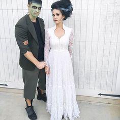 Ideas & Accessories for your DIY Frankenstein Halloween Costume Idea