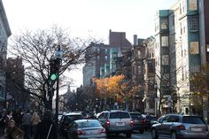 Boston Times Square, Boston, Street View, Usa, Travel, Voyage, Trips, Traveling, Destinations