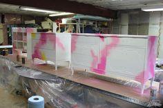 Custom Quirky Graffiti Furniture by Dudeman | Inthralld