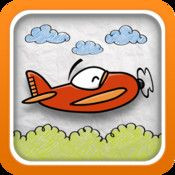 The Little Plane - First Journey. A cute little game for the iPhone. $0 Disclaimer: We created this!