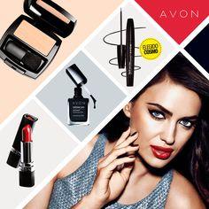Estos son los básicos de #Avon para un #makeup irresistible. La clave es lograr una mirada enigmática a través de un delineado súper preciso ;) Argentina: http://avon4.me/1sgxHxh | Uruguay: http://avon4.me/1Csn4Zz | Chile: http://avon4.me/1xtQ45K