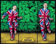 Gilbert and George - Sporting Life 2008