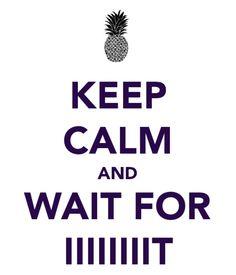...wait for it...