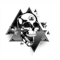 Digital Skulls from Mr Ojey 80: http://skullappreciationsociety.com/digital-skulls-from-mr-ojey-80/ via @Skull_Society