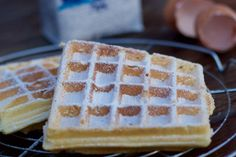 An unbeatable recipe for Thermomix Express Waffle Dough on Yummix Thermomix Bread, Thermomix Desserts, Desserts With Biscuits, Mini Desserts, Cooking Chef, Cooking Time, Batch Cooking, Prep & Cook, Crepes And Waffles