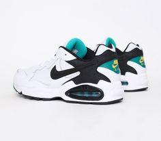 sale retailer 396a0 e4d24 Nike Air Max Triax 94 OG - White - Black   Turbo Green - Bright Citron