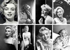 """""""Я совершенно определенно женщина, и это меня радует"""" (с) Неподражаемая Мэрилин Монро"""