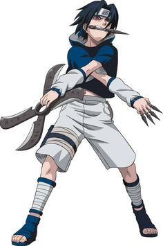 Sasuke - Still perhaps my favorite character in all of anime... He's pretty high up there anyway :D