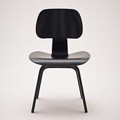 Cadeira DCW - Charles e Ray Eames - Artesian