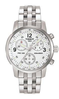 Personal Collection - Tissot PRC 200 Quartz Chronograph