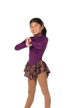 Jerry's Ice Skating Dress 17 - Fleece Felicity (Port)
