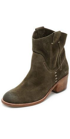 Dolce Vita Graham Pull On Booties | SHOPBOP