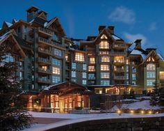Top 10 Luxury and Romantic Ski Hotels in the world | Travel Blog | Travelphant.com