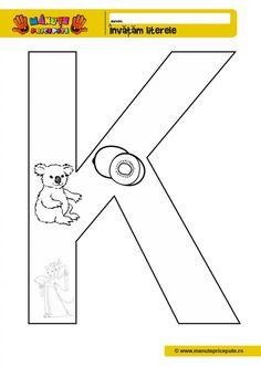 Comunicare in limba romana Archives - Pagina 2 din 5 - Manute Pricepute School Lessons, Diy Garden Decor, Kindergarten, Preschool, Symbols, Montessori, Searching, Number, Craft