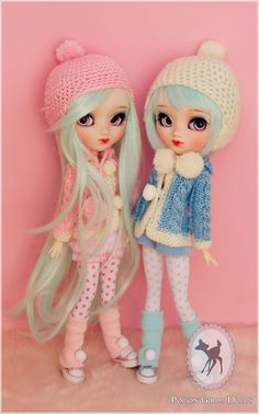 Sweet Custom Pullip Dolls by Poison Girl #doll #pullip #custom visit poisongirldolls.com