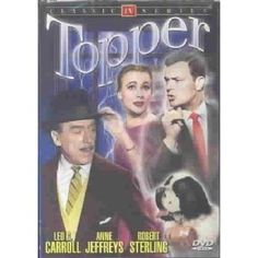 Old TV . It was always a treat for me to see this show.    Poor Topper, always misunderstood.  Sandie