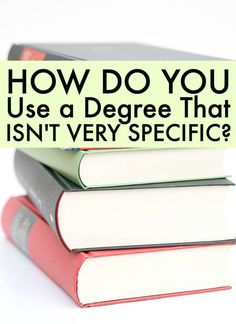 College degrees question?