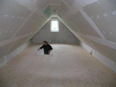 ausbau attic pinterest. Black Bedroom Furniture Sets. Home Design Ideas