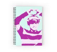 BTS V Spiral Notebook  #bts #btsfanart #v #notebook #school #schoolsupplies #kpop