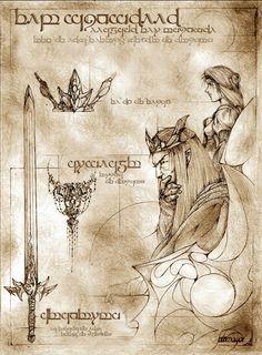 Elu Thingol - Elwe Singollo by Feliche on deviantART