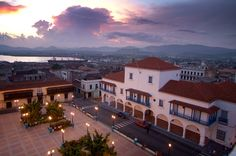 from generations.... Santiago de Cuba is the second largest city and the 'most Caribbean' of Cuba
