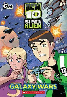Ben 10 Ultimate Alien: Galaxy Wars - Paperback - The Scholastic Store  #Read11Books