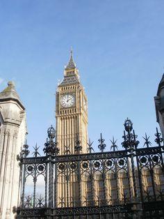 Houses of Parliament, London Houses Of Parliament, Big Ben, British, London, Building, Places, Travel, Viajes, Buildings