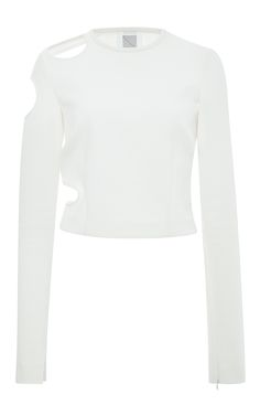 ROSIE ASSOULIN Matisse Cut Out Top. #rosieassoulin #cloth #top
