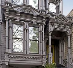 San Francisco Victorian - National Register #73000444: Vollmer House