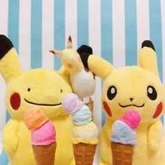 今日のピカチュウ こんなにアイス食べるの ピカチュウくいしんぼう #pikachu #ditto #pokemon #pikachu_snap #photooftheday #icecream #ピカチュウ #メタモン #ポケモン #アイスクリーム #くいしんぼう #pikachu #pokemon #pokemongo #pikachulover #pokemontrainer #pkmn #pokeball #pokemonsunandmoon #kawaii #pokemony