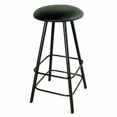 "24"" Straight Leg Swivel Stool Fabric: Avanti Bone, Metal Finish: Cobblestone by Grace Collection. $128.99. SW324+Avanti Bone (CS) Fabric: Avanti Bone, Metal Finish: Cobblestone Features: -Ships fully assembled.-Artistically crafted in wrought iron.-24'' model has one single footrest. Options: -Available in 12 designer metal finishes. Color/Finish: -Painted according to your choice of metal finish. Dimensions: -Dimensions: 16'' W x 16'' D x 24'' H."