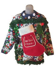 Custom Christmas Sweaters.Pinterest
