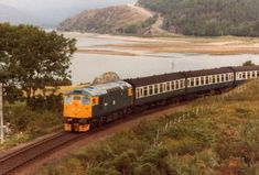 Scottish Region photos - UK Prototype Discussions (not questions! Electric Locomotive, Diesel Locomotive, Kyle Of Lochalsh, British Rail, Train Engines, Train Layouts, Buses, Rats, Britain