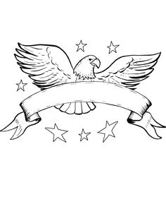 celebrate freedom week coloring pages - photo#28