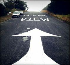 Ocean View: This Way