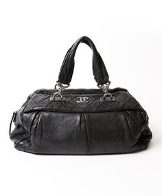 dbf12ba3dc71 Labellov Chanel Black Doctors Bag ○ Buy and Sell Authentic Luxury